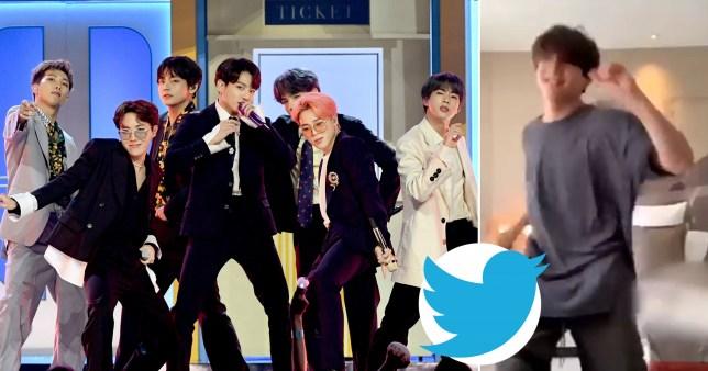 BTS most retweeted tweet