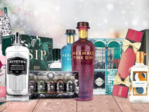 What to get for gin lovers this Christmas, including gift boxes, hampers and personalised bottles