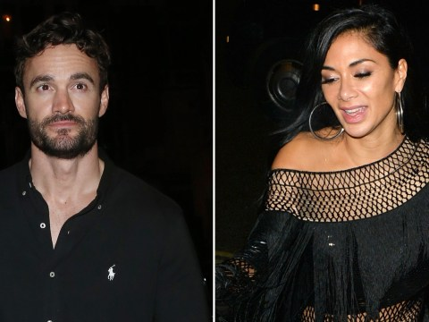 Nicole Scherzinger parties in Soho until 4.30am with rumoured boyfriend Thom Evans