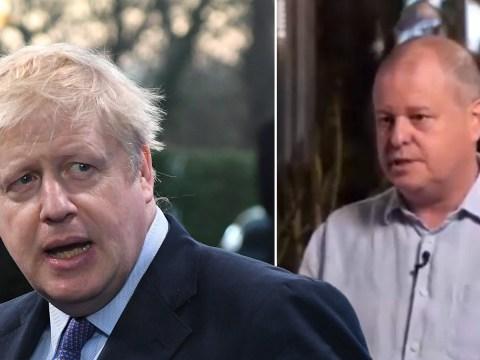 Jack Merritt's dad says Boris Johnson saw London Bridge attack as 'oppportunity'