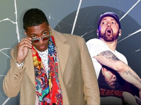 Nick Cannon says 'God should have taken Eminem' instead of Juice Wrld in second diss track