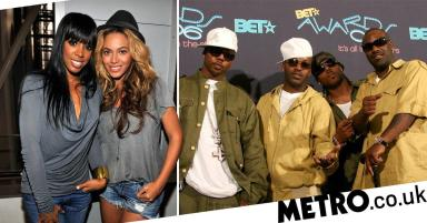 Destiny's Child 'sexually harassed by Jagged Edge members' claims Mathew Knowles