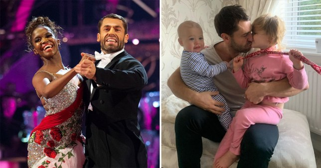 Strictly's Kelvin Fletcher admits struggle with family commitments due to hectic finale schedule