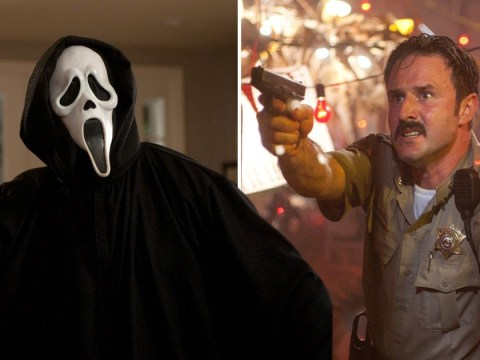 David Arquette wants in on new Scream movie but has been left in the dark