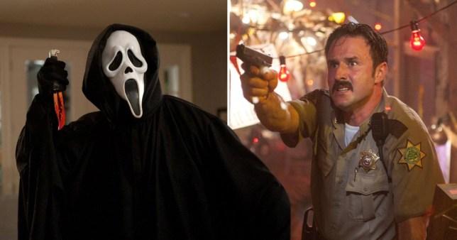 David Arquette Scream