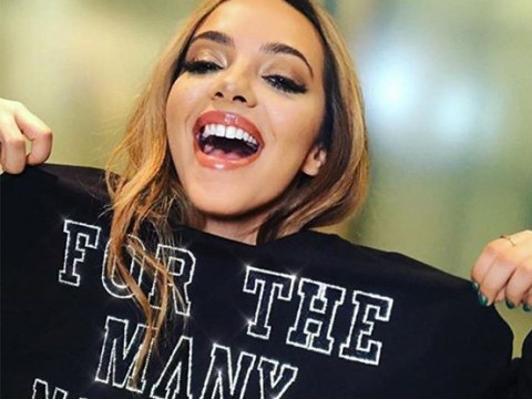 Little Mix's Jade Thirlwall reveals she's voting Labour and urges everyone to vote in the general election