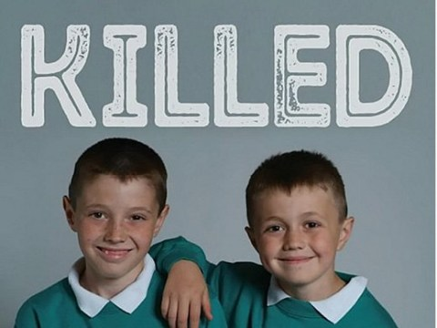 Haunting picture of brothers killed by drink driver to be put up in pubs