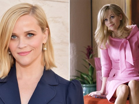 Reese Witherspoon told to 'dress sexy' to land Elle Woods role in Legally Blonde