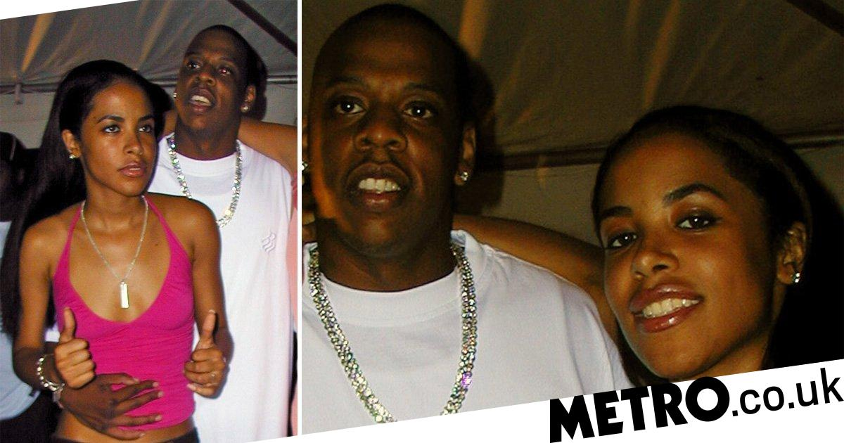 Jay Z Gets Cozy With Aaliyah In Unseen Photos Year Before Tragic Death Metro News
