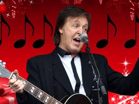 Paul McCartney recorded 'secret' Christmas album intended 'just for the family'
