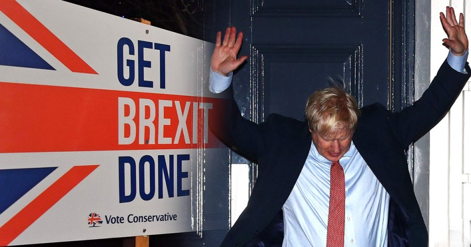 Conservatives officially declared winners of General Election after dramatic night