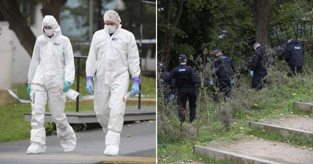 A 13-year-old boy is among three people arrested following an alleged Folkestone rape