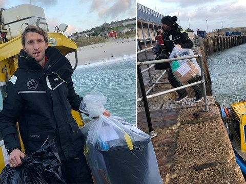 Wait is nearly over as ballots for final constituency arrive by boat after storm