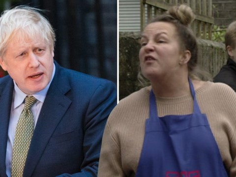EastEnders makes a dig at Boris Johnson hiding in a fridge in special election scenes
