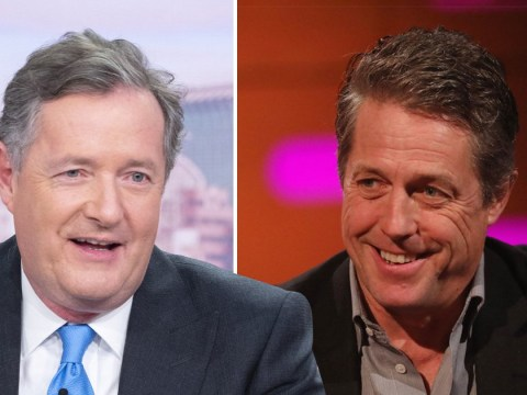 Piers Morgan suggests Hugh Grant stick to 'watching Love Actually reruns' after general election defeat