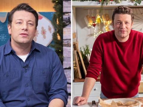 Jamie Oliver reveals exactly how he lost two stone ahead of Christmas special