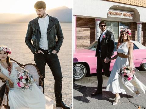 Woman gets dumped weeks before her wedding – so she marries herself in Vegas instead