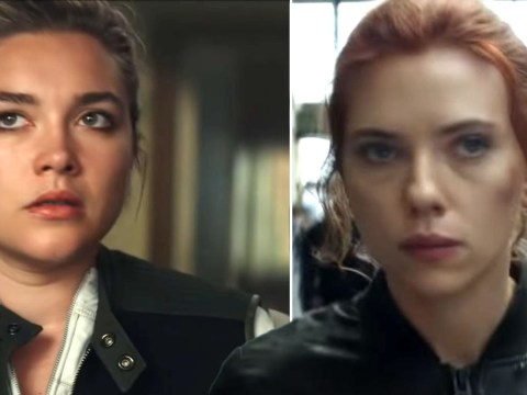 Florence Pugh loved 'magical' time working with Scarlett Johansson on Black Widow