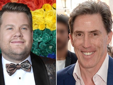 Gavin and Stacey's Rob Brydon helped James Corden when he 'lost his way'