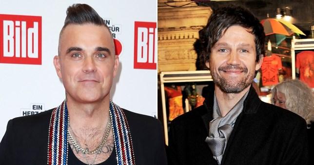 Robbie Williams is on the hunt to find Jason Orange