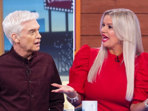 Kerry Katona wades into Phillip Schofield drama and accuses ITV of 'double standards'
