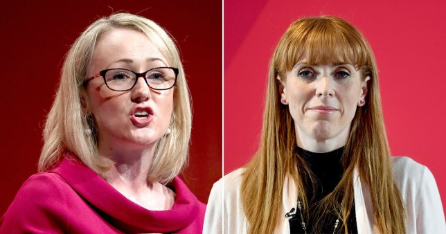 Labour leadership front-runners Rebecca Long-Bailey and Angela Rayner have reportedly formed a pact to run as leader and deputy leader