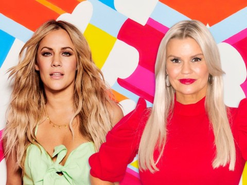 Kerry Katona stands up for Caroline Flack as she quits Love Island after being charged with assault