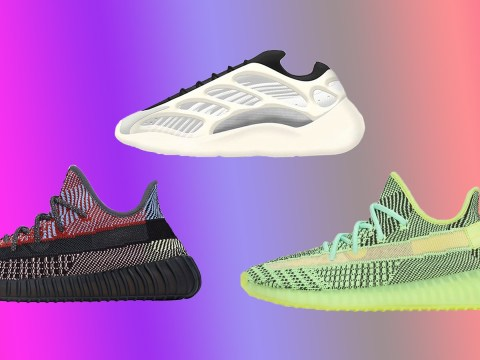 The odds of getting Adidas Yeezys in the raffle are 2000/1