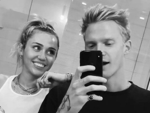 Miley Cyrus and Cody Simpson start joint Bandit and Bardot venture amid speculation it's a band