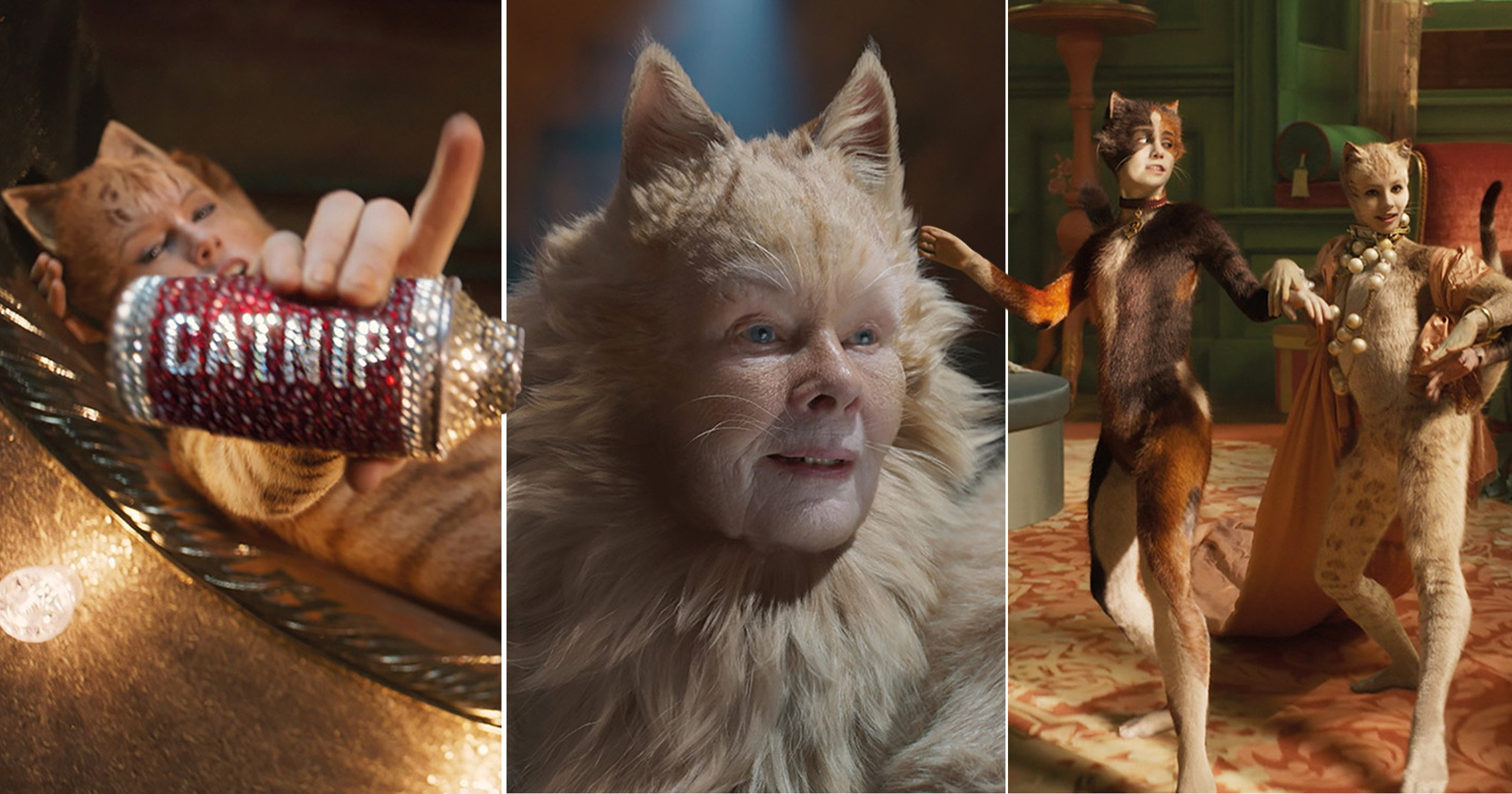 Cats movie changed with \u0027improved visual effects\u0027 after