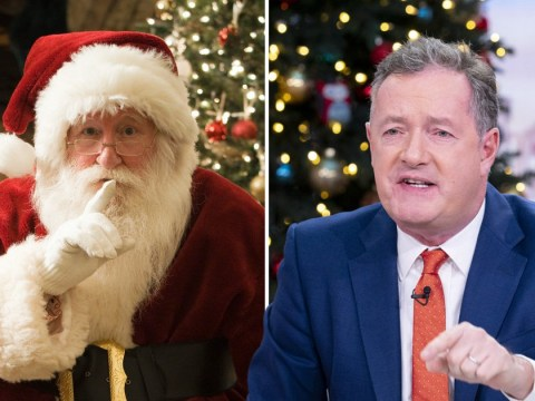 Piers Morgan fumes over gender neutral Santa Claus re-brand: 'I knew this day would come'