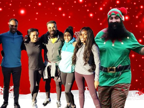 People share the empowering reasons they go running on Christmas Day