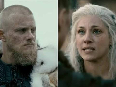 Vikings season 6 episode 5 trailer reveals aftermath of brutal child death as Lagertha prepares for war