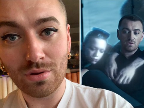 Sam Smith's transition to non-binary was triggered by making Dancing With A Stranger