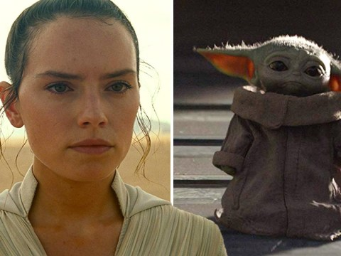 Star Wars: The Rise Of Skywalker has a cute Baby Yoda connection with The Mandalorian