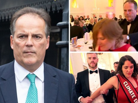 Ex-Tory MP Mark Field who grabbed Greenpeace protester's neck breached ministerial code