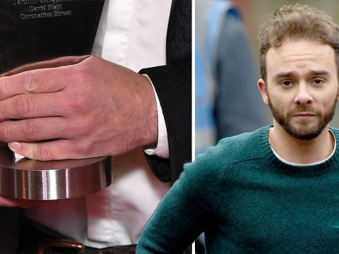 Coronation Street's Jack P Shepherd reveals he's being hounded by fan with serious hand fetish