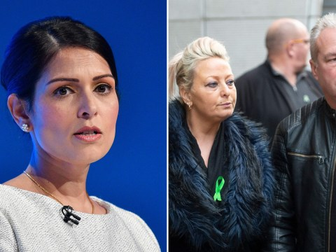 Harry Dunn's family meet Priti Patel to discuss extradition of diplomat's wife