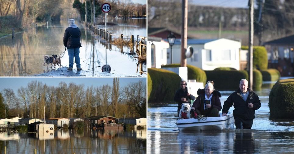 Maidenhead floods