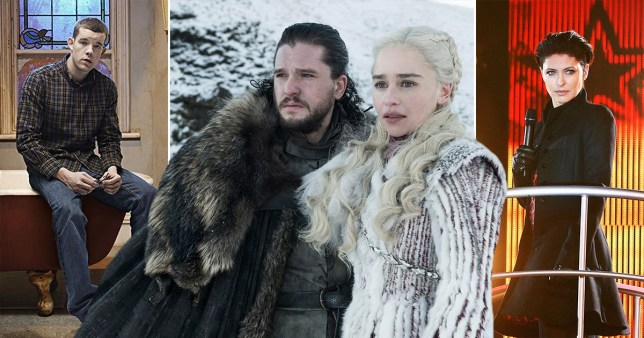 TV shows that ended this decade including Game Of Thrones and Waterloo Road