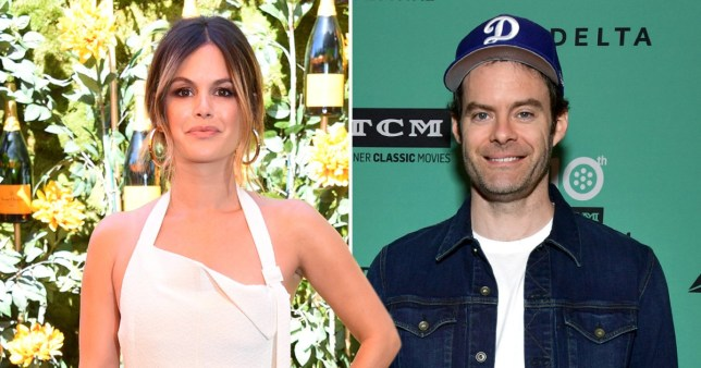 Rachel Bilson and Bill Hader are reportedly dating and we're here for it