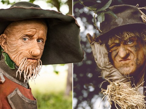 When was the original series of Worzel Gummidge as the BBC airs its new adaptation?