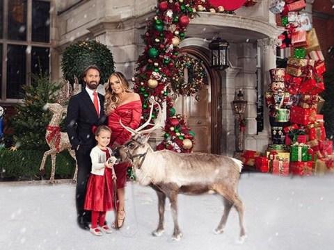Tamara Ecclestone and family throw biggest Christmas celebrations yet as they shake off £50million jewellery raid