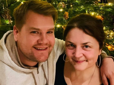 James Corden and Ruth Jones reunite to watch Gavin and Stacey's Christmas Special and our hearts are bursting