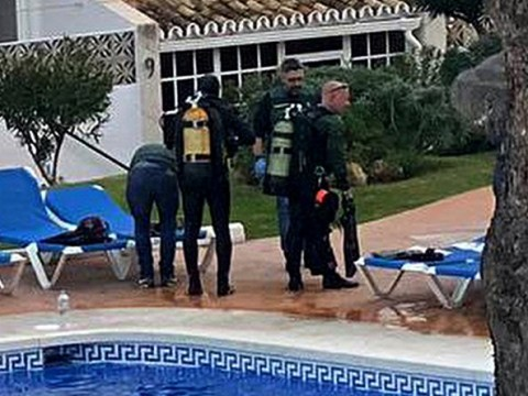 Deaths of British father and children in Costa del Sol swimming pool a 'tragic accident'