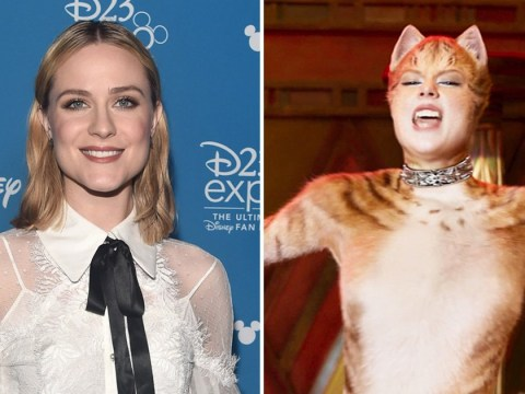 Cats continues to be mauled as Evan Rachel Wood brands it 'the worst thing I have ever seen'