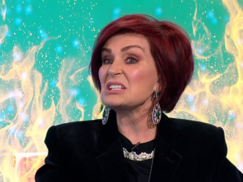 Sharon Osbourne boasts she sacked assistant after forcing them to save painting from fire: 'I gave his oxygen mask to the dog'