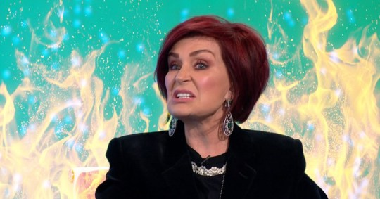 Sharon Osbourne on Would I Lie To You