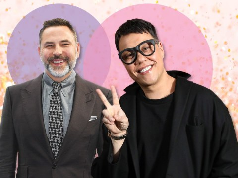 David Walliams cracks joke as Gok Wan celebrates MBE with heartfelt message