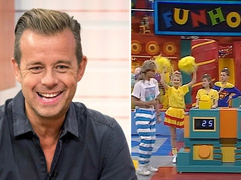 Pat Sharp reveals an 'adult Fun House' could actually happen – and it's a whole lot of fun with prizes to be won